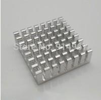 Free shipping,NEW Aluminium Heatsink Cooler 27*28*8mm For Motherboard DDR VGA RAM Memory IC Chipset