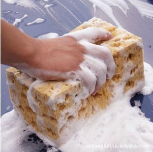 21 car wash sponge super big coral car tools auto supplies car wash21 * 11 * 9CM(China (Mainland))