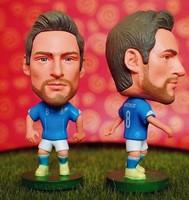 Italy national football team star doll & little figurine football player 8 # Claudio Marchisio