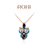 2014 Choker Necklace Pendants Fashion New Arrival, Genuine Austrian Crystal,fashion Women.party Necklaces,chrismas/birthday Gift