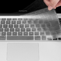 "(2pcs/lot ) Ultrathin Clear TPU Keyboard Skin Protector Cover Film For apple Macbook Air 11"" inch"