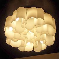 Modern Italy brief cloudy ceiling light balcony clouds lighting-diameter 85cm