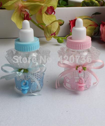 Baby Bottle Shower Favors