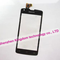 New items Free Shipping 4.7 Inch Touch Screen Front Panel Digitizer Glass Sensor Replacement For Philips Xenium W8510