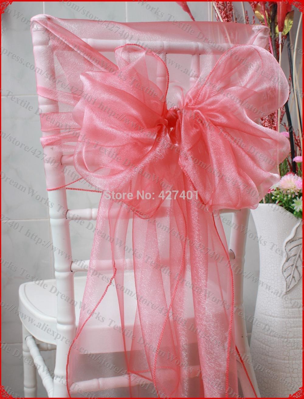 Cubierta de la silla de la boda