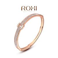 Roxi jewelry austria crystal rose gold bracelet   2050010975A