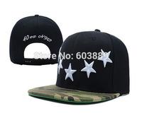 2014 Brand New Camo Leather 40 OZ Snapback HATS Adjustable baseball Caps Snap back Caps FOR MEN WOMEN Free Shipping