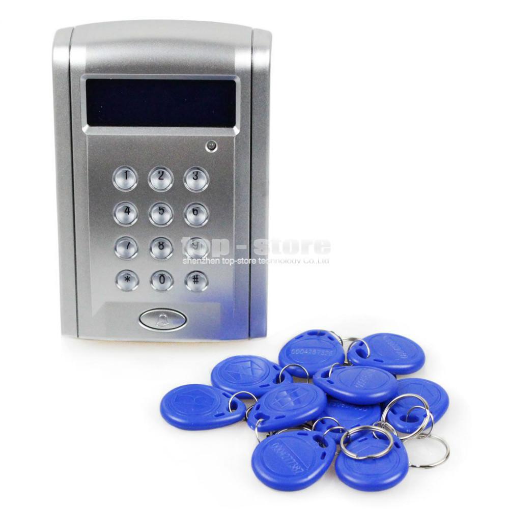 Система контроля доступа N/A RFID 125 Kit + 10 BC200 система контроля доступа n a diy rfid k2000