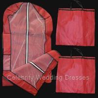 Long 180CM wedding Dust / mobile dual bags / tail wedding Dust / longer section deals wedding dress cover bag
