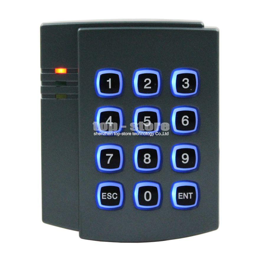 Система контроля доступа N/A RFID 125 ID + 10 2501 система контроля доступа n a diy rfid k2000
