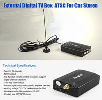External Digital TV BOX ATSC For Car DVD Player