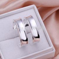 Free Shipping Wholesale fashion jewelry Earrings ,925 Sterling silver Earrings .  QE078