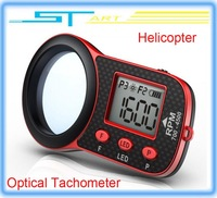 SkyRC Helicopter Optical Tachometer 3D glass screen 5 presets of Flashing Frequency/RPM for airplane quadcopter free  helikopter