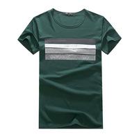 Summer 2014 men's fashion explosion models cotton round neck short sleeve t-shirt printed t -shirts wholesale men's bar