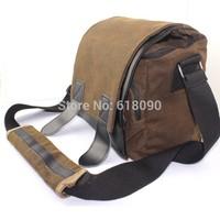 Factory Direct B104 Advanced Canvas Waterproof Camera Bag Shoulder Bags for SLR Camera