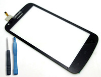 Free shipping New Replacement Touch Screen Digitizer Glass lens For Huawei Y600 +TOOLS
