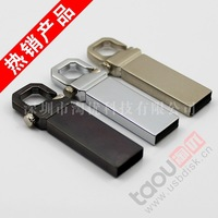 free shippingFactory wholesale tiger metal buckle u disk 4g 8g 16g LOGO can be genuine gift u disk mini