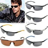 Hot Sale 2014 Sunglasses Men Polarized Drving Oculos Gafas RB Sunglasses Driving Aviator Outdoor Sport Eyewear Sunglasses