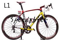 Complete Bike! 2014 RFM009 LOOK 695 Complete bike frame bicycle bike carbon fiber bike frame Carbon wheelset free shipping spoke