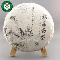 Premium White Poney Tea Bai Mu Dan Bai Cha Cake 357g/12.6oz P179
