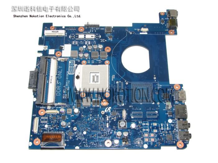 BA92-06508A BA92-06508B for samsung P480 P580 laptop motherboard ddr3 intel hm55 PCB CODE BA41-01263A(China (Mainland))