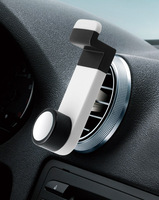 Cellphone car vent holder, clip universal 360 rotation air vent phone holder for LG G2
