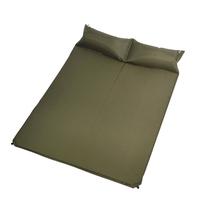 Outdoor Sports Double Dampproof Mattress Automatic Inflatable Mattress Camping Mat Size 185*130*2.5cm Tent Mat