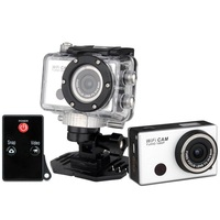Gopro Hero3 Style Extreme Action Sport Camera, Wifi DV FULL HD 1080P Wifi Cam