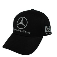 F1 New Arrival Best Quality  Racing Cap 100% Cotton Elastic Sweatband Sports Cap For Men Cars  Fitted baseball cap