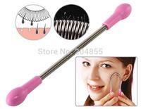 Free shipping Facial Hair Remover (Pink)