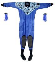 customize patchwork dive men athletic equipment  Nylon spearfishing drysuit  WS-22