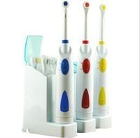 Adult Children rotating electric toothbrush inductive charging waterproof vibrating ultrasonic original double whitening