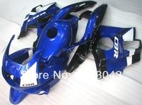 Tank + Blue fairing parts for HONDA CBR600 F2 91 92 93 94 CBR600F2 1991 1992 1993 1994 CBR 600 F2 91-94 fairing kits #0HKP00