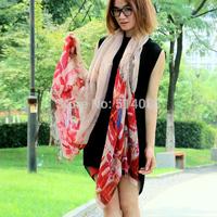 2014 New designer building design scarves 6 colors Fashion Women Scarves Long Voile Scarf Swap Shawl Hijab