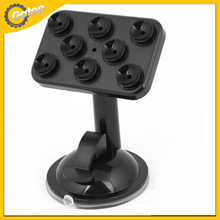 Universal Car Mount Holder For Cell Phones Multifunctional Adjustable Mobile Phone MP4 MP3 Sucker Holder Stand Auto Phone Holder