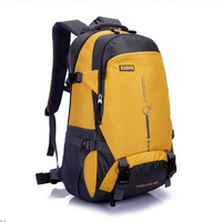 2014 new large capacity backpack Men and women Backpack Outdoor sports bag Students in school bag