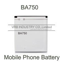 1500mAh BA700 cell Mobile Phone replacement Battery Bateria for xperia Arc S LT15i LT18i with Retail Package free shipping