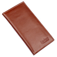 Free shipping ,Promotion! Quality assurance Cowhide wallet genuine  Leather Wallet purses for men and women ,  hot fashion