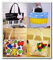 Hot Sale New 2014 Fashion Desigual Casual Canvas Bag Women Handbag Letter Shoulder Bags Women Messenger Bags Totes Bolsas AK126