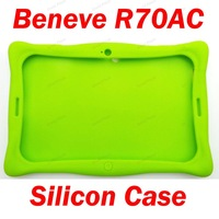 Protective Silicon Case Cover for Beneve R70AC Kids Tablet PC