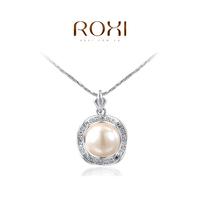 Collar Necklaces Pendants Fashion New Arrival, Genuine Austrian Crystal,fashion Women.party Necklaces,chrismas/birthday Gift