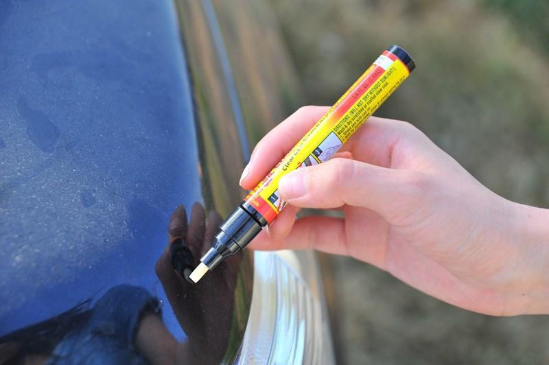 10pcs Portable Fix It Pro Clear Car Scratch Repair Remover Pen Simoniz clear coat applicator Wholesale(China (Mainland))