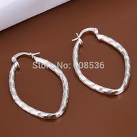 Free Shipping Wholesale fashion jewelry Earrings ,925 Sterling silver Earrings .  QE343