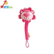 Sweet series of small ibb nipple chain belt reassure the nipple clamp,Nipple chaincute baby pacifier(China (Mainland))