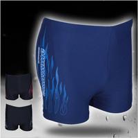 New 2014 Mens Fashion Swimwear Men's swimming trunks Sexy Shorts Boxers Sports suit Men Swimsuit 3 colors L,XL,XXL,Plus size