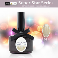 Hot Sale Personal Care GDCOCO Color Gels for Nails  Glitter uv Led  Nail Gel  14ml Free Shipping  #30127-091