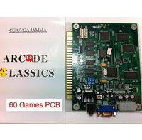 HK post free shipping for  classical 60 in 1 game pcb for cocktail machine/table top machine