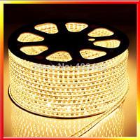 5m/lot high voltage 220V 3528 led flexible strip ribbon string light 60led/m+AC plug,warm white/cool/red blue,4.8w/m,waterproof