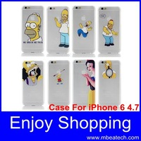 1 pcs free shipping flip wallet pu leather case for iphone 6 apple i6 with card holder