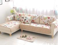 sofa cover set Free shipping Sofa cushion fabric sofa towel sofa mat seat mat pillow cover